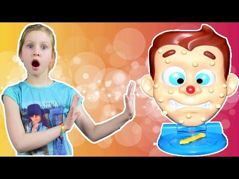 Прыщавый Пит! Видео для детей от Ulyana's Empire