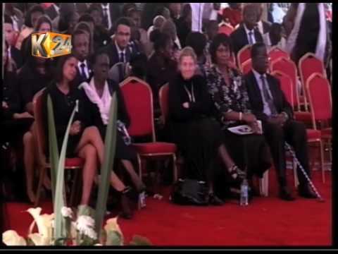 Former  Cabinet minister Nicholas Biwott laid to rest in Elgeyo Marakwet