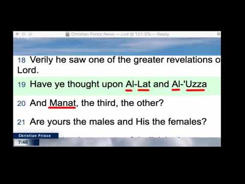 Christian Prince  Exposes Pagan Daughters of Allah