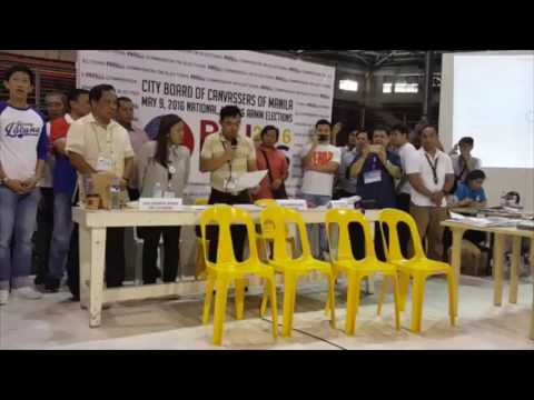 Erap wins close Manila mayoral race over Lim