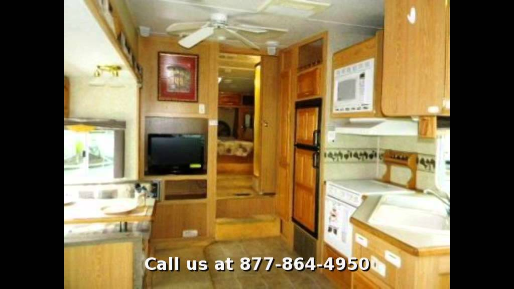 2005 Forest River Wildcat 27rl Fifth Wheel In Bartow Fl
