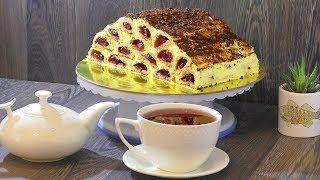 """Торт """"Монастырская изба"""" Пошаговый рецепт."""