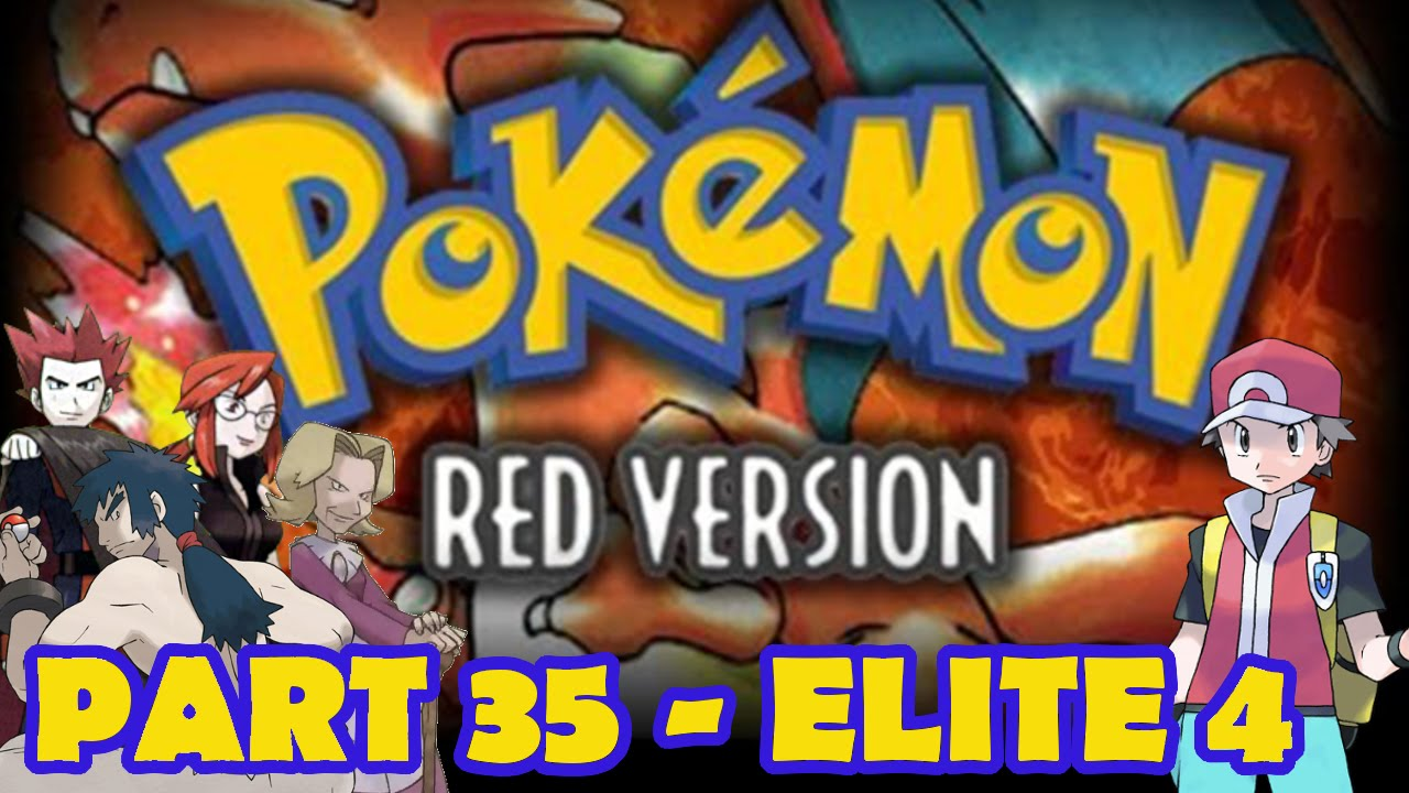 let s play pokemon red blue part 35 gameplay walkthrough youtube