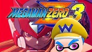 Speedrun de año nuevo: Megaman Zero 3 Restoration Ultimate Mode (con @ZeroSeiken)