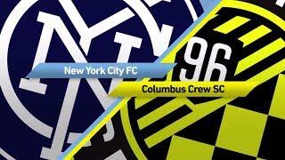 HIGHLIGHTS | NYCFC vs. Columbus | 10.22.17