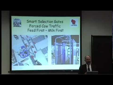 Seminar  - Automatic Milking: Current Status and Future Options