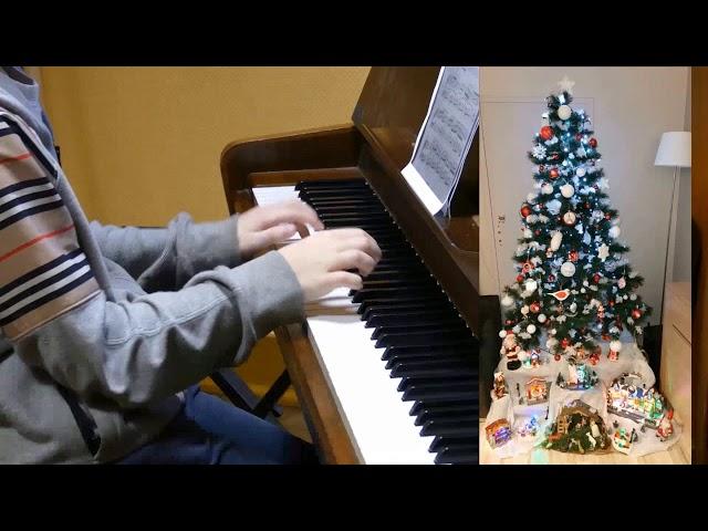 Audition de la classe de piano de l'antenne de Montpon - Décembre 2020 - Conservatoire de Musique