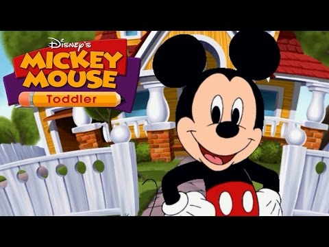 Disney's Mickey Mouse Toddler COMPLETE LEARNING SHOW With Mickey, Minnie, Goofy, Donald Duck & Pluto