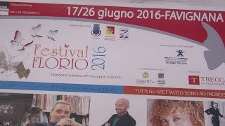 Dal 17 al 26 giugno riflettori accesi a Favignana per il Festival Florio