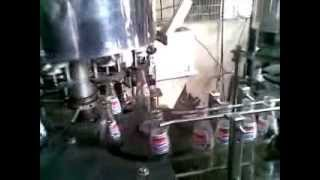 Rotary Filler And Crowner