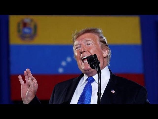 Мадуро обвинил Трампа в нацистских речах