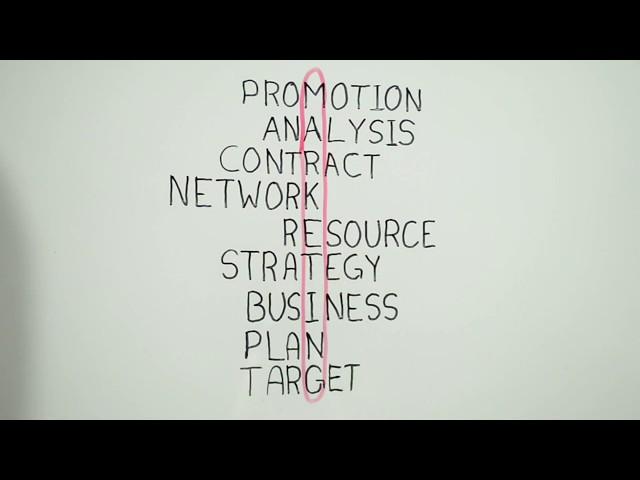 Marketing concept by DENAN