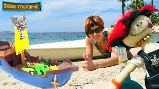 видео Все надувные лодки для детей