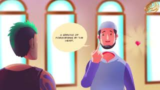Аллах ﷻ принимает только такое покаяние! Нуман Али Хан. Послушайте обязательно!