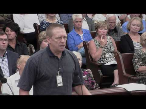 County Council - September 12, 2016 - St. Charles County Government, MO