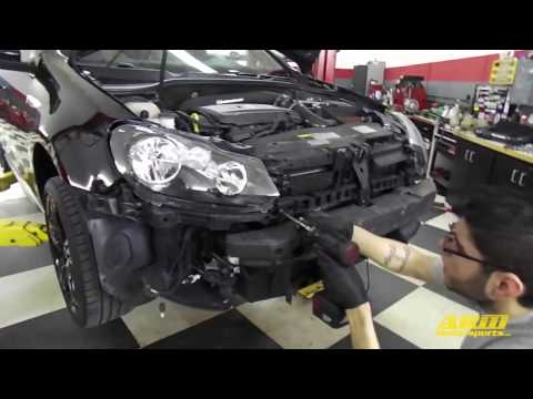 Volkswagen GTI FMIC Install Guide – Step by Step DIY