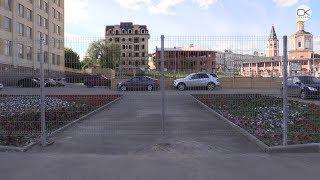 Парковка в центре обойдется саратовцам в пять тысяч(, 2017-06-20T10:57:25.000Z)