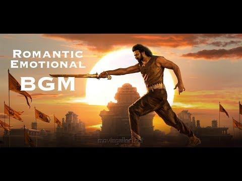 Baahubali 2  Full BGMs   Romantic & Emotional BGMs   Prabhas, Rana   SS Rajamouli