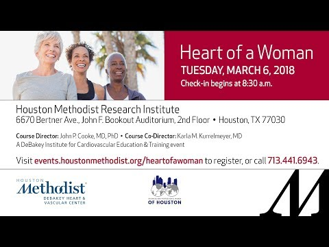 Heart of a Woman 2018 Conference Invitational