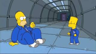 The Simpsons: Zero Gravity Ride thumbnail