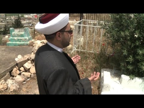For Syrians in Lebanon, no resting place in life or death