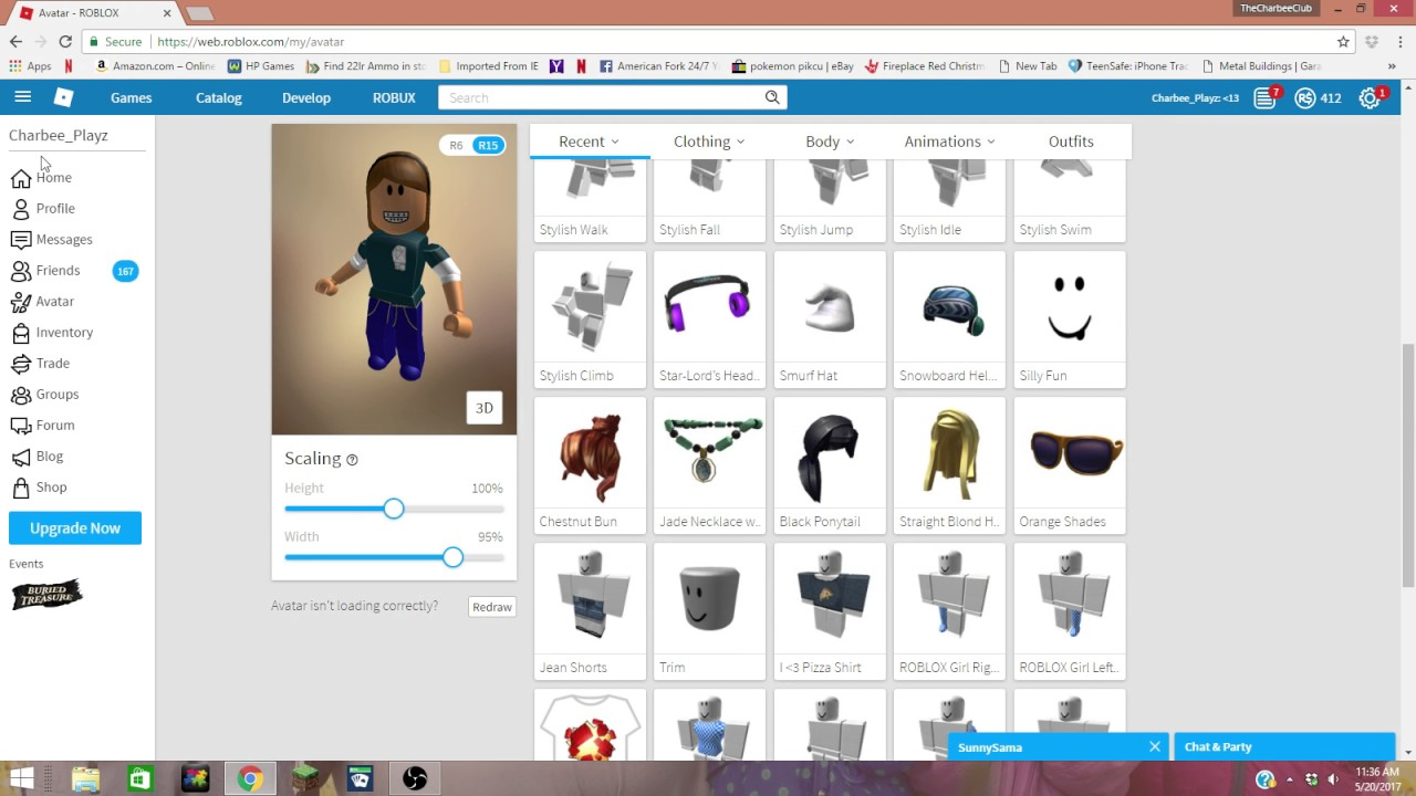 Roblox Avatar Customize Roblox Zombie Free - how to customize your roblox avatar