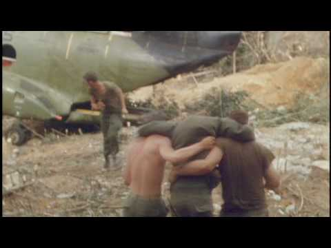 Vietnam War - Combat Casualties Airlift