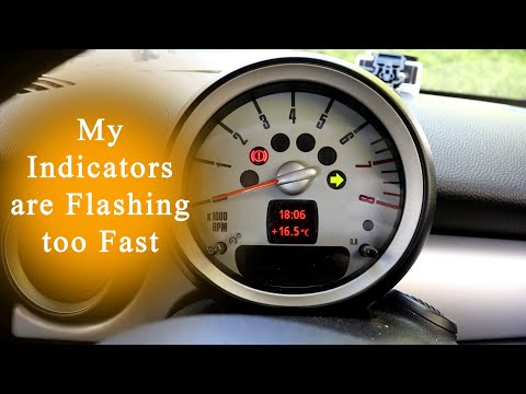 How To Fix Fast Turn Signal - My Indicators are Flashing Too Fast