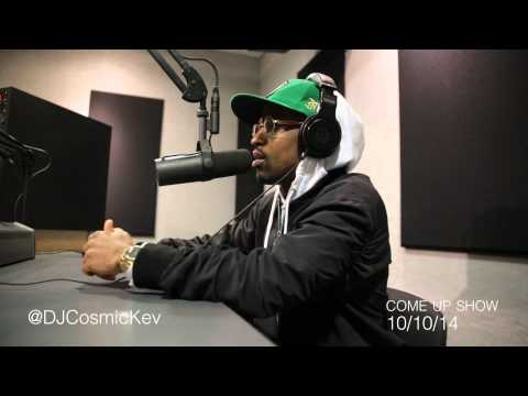Big Sean Cosmic Kev Freestyle 10/10/14