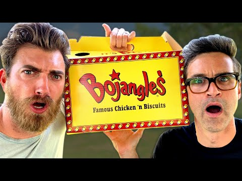 We Eat Everything At Bojangles