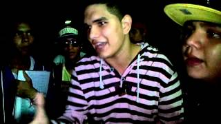 Batallas freestyle en Maracaibo-(Semifinal) Dandy vs Fito mc