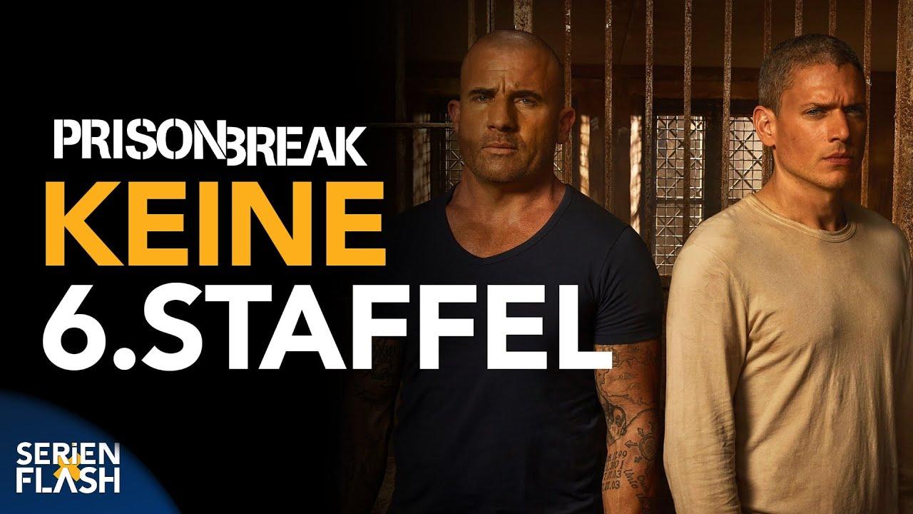 Prison Break Staffel 5 Wann