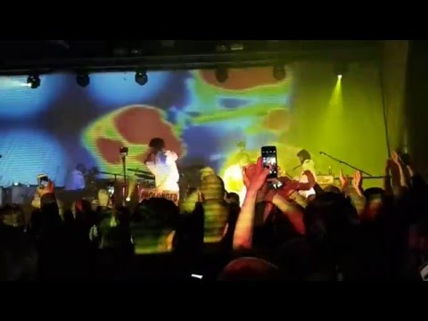 Super Furry Animals - Juxtaposed With You - live at Newcastle
