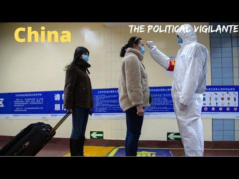 American Filmmaker In China During COVID 19 Outbreak — The Political Vigilante