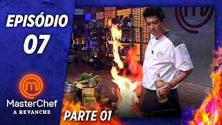 MASTERCHEF A REVANCHE (26/11/2019) | PARTE 1 | EP 07 | TEMP 01