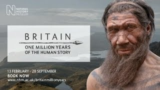 Britain: One Million Years of the Human Story - the making of the models | Natural History Museum