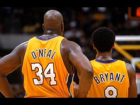 Top 10 Kobe Bryant - Shaquille O