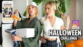 Instagram Followers Decide My Halloween Costume! | with Alisha Marie