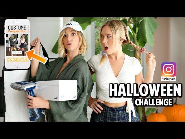 Instagram Followers Decide My Halloween Costume! | with Alisha Marie