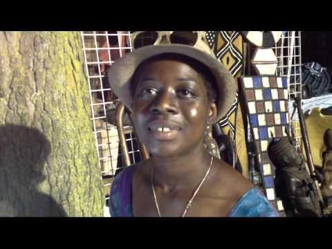 Jeneba Koroma  @ 2015 African Festival