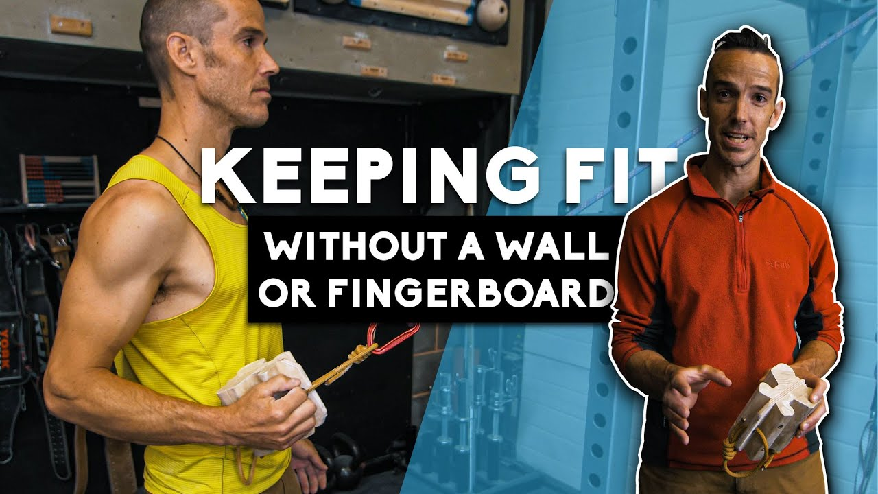 How to Cheat Climbing Fitness From Your Office Or Home!