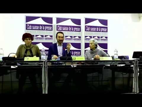 #10VolteMeglio Live Stream da Suisse Club de la Presse