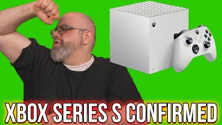 The Xbox Series S Is Confirmed