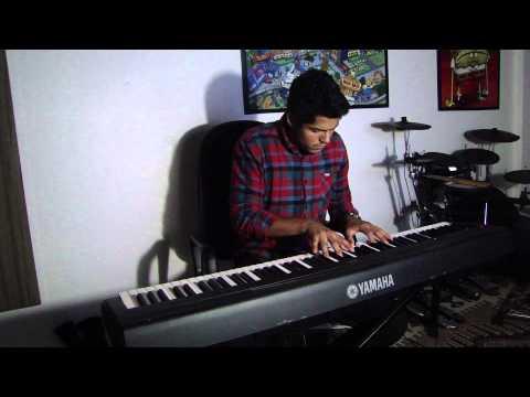 Te amo - Piano instrumental (marcoswitt-cover)