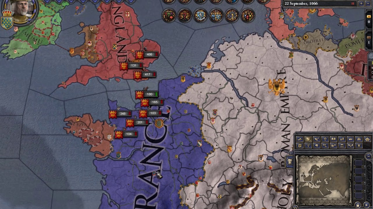 Crusader Kings 2 Game Cheat - How to kill anyone you want in the game