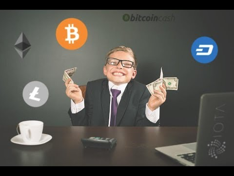 Crypto W/ Kungfu Nerd - Why The Bitcoin Bubble Will Burst In 2018
