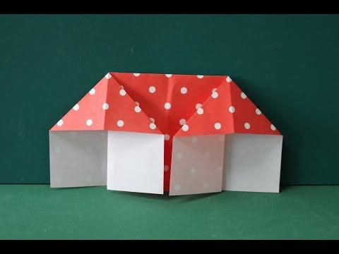 ハート 折り紙 折り紙 家 立体 : youtube.com