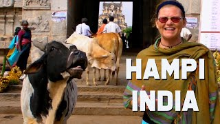 Amazing Hampi India |  Ancient Ruins of Karnataka | India Travel Vlog