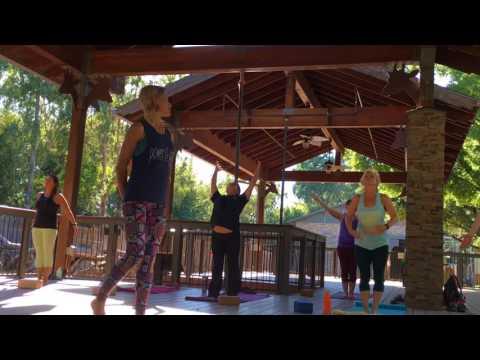 Odessa's Yoga Teaching Video