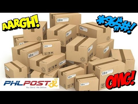Claiming Of Package At The Philippine Post Office! (Vlog) | RealAsianBeauty
